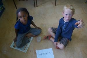 Afrika fikk ikke så mye.